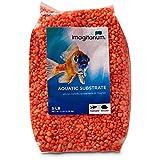 Petco Brand - Grava para acuario Imagitarium Orange, 5 libras