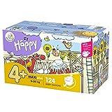bella baby Happy Windeln Größe.4 + Maxi Plus, 1er Pack (1 x 124 Stück) - 2