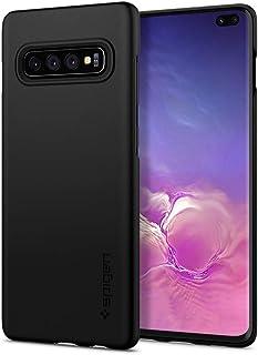 Spigen Samsung Galaxy S10 PLUS Thin Fit cover/case - Black