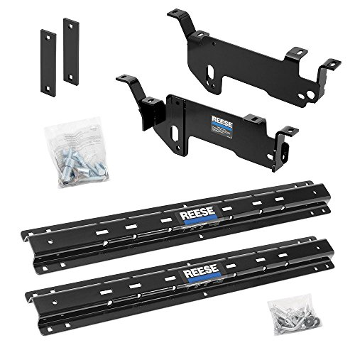New Draw-Tite 56010-53 Outboard Fifth Wheel Custom Quick Install Bracket