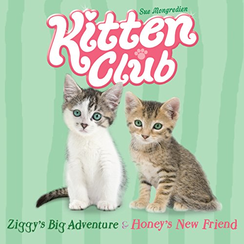 Kitten Club: Ziggy's Big Adventure & Honey's New Friend cover art