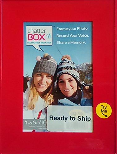Plain 4x6 Photo Frame Chatterbox - 794841368