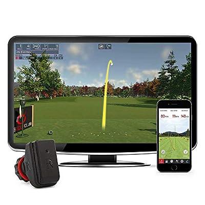 Rapsodo R-Motion and The Golf Club Simulator and Swing Analyzer