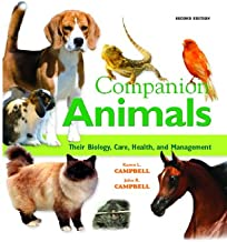 Best companion animals their biology care health and management Reviews