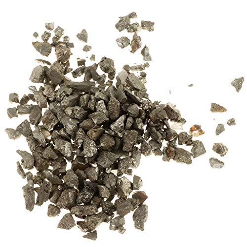 Colección de Rocas y Minerales de Pirita PK149 con Bolsa de Almacenamiento