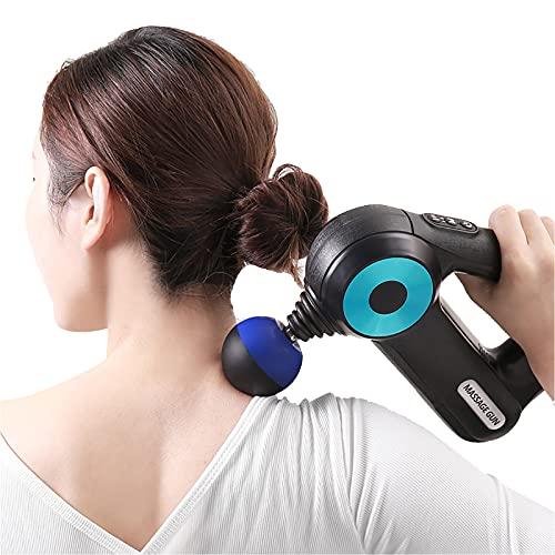Hingpy Massagepistole für Nacken Schulter Rücken,...