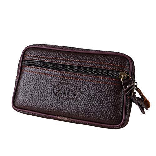 Regen lederen Womens portemonnees en portemonnees dames kaarthouder portemonnee vrouwen portemonnee mobiele telefoon tas