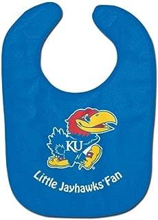 Kansas Jayhawks All Pro NCAA Baby Bib