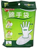 フアスト 綿手袋L 3双入