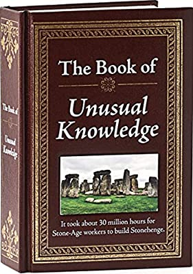 The Book of Unusual Knowledge from Publications International, Ltd.