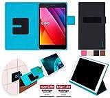reboon Hülle für Asus ZenPad S 8.0 (Z580C) Tasche Cover Case Bumper | in Schwarz | Testsieger