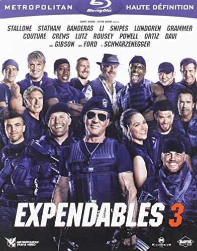 Expendables 3 [Édition Collector boîtier SteelBook] [Édition Collector boîtier SteelBook] [Édition Collector boîtier SteelBook]