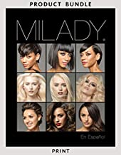 Bundle: Spanish Translated Milady Standard Cosmetology, 13th + Spanish Translated Study Guide: The Essential Companion