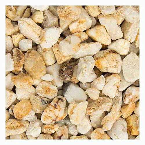 zierkiesundsplitt Taunuskies mit der Körnung 8-16mm oder 16-32mm im 250kg Big Bag (8-16mm)