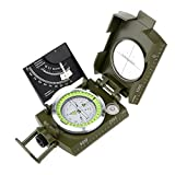 ARCHEER Multifunctional Metal Compass Military...