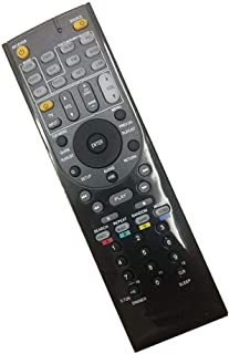 Easy Replacment Remote Control Suitable for Onkyo HT-S9100THX RC-709M TX-SR333 TX-NR708 AV A/V Receiver System