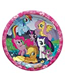 Best Fiesta-silverwares - American Greetings My Little Pony Paper Dinner Plates Review