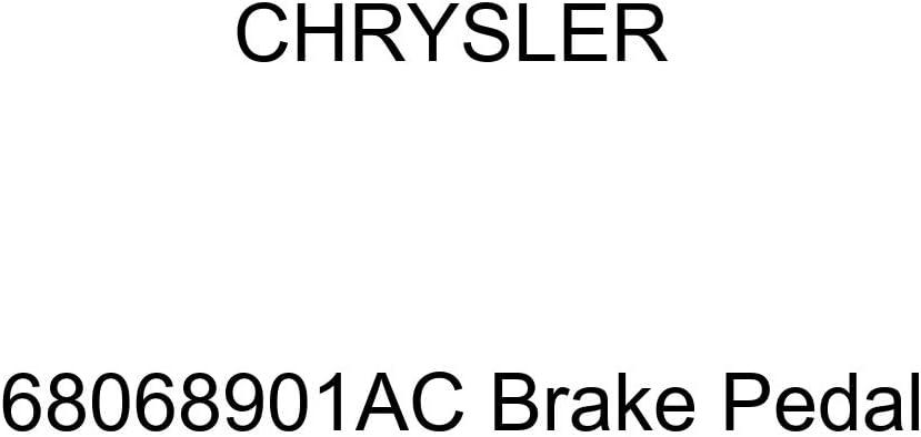 Chrysler Direct stock discount Genuine 68068901AC Brake Pedal Ranking TOP3