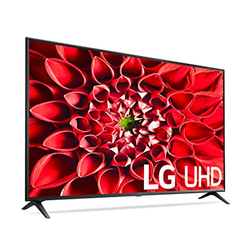 "Televisor LG 65UN7100 - Smart TV 4K UHD 164 cm (65"") con Inteligencia Artificial, HDR10 Pro, HLG, Sonido Ultra Surround, 3xHDMI 2.0, 2xUSB 2.0, Bluetooth 5.0, WiFi [A], Compatible con Alexa"