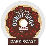 The Original Donut Shop Dark, Single-Serve Keurig K-Cup Pods, Dark Roast Coffee, 72 Count