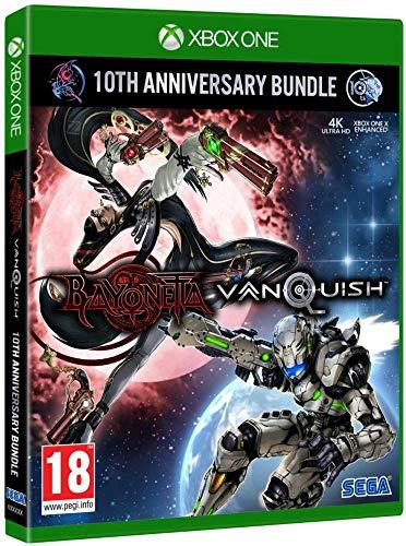 Bayonetta and Vanquish Xbox One