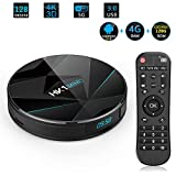 NZYMD Smart TV Box Android 10.0 Quad Core 64bit...