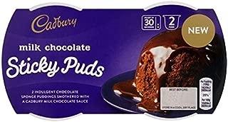 Cadbury Sponge Pudding Chocolate 2 per pack - Pack of 6