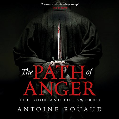 The Path of Anger audiobook cover art