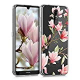 kwmobile Clear Case Compatible with Nokia 3.2 (2019) - TPU