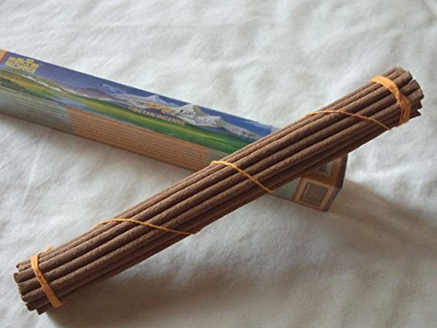 正義合唱団大宇宙Men-Tsee-Khang/メンツィカンのお香-シングル SORIG Tibetan Incense small 約20本入
