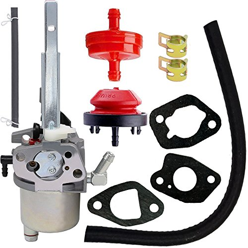 HOOAI Carburetor for Ariens 20001368 20001027 McCulloh 436565 Poulan Pro 532436565 585020402 LCT 03121 03122 Husqvarna Snow Thrower with LCT 208cc Snow Blower Engine (532436565)