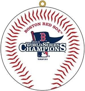 2013 World Series Champions Boston Red Sox MLB Baseball Christmas Ornament