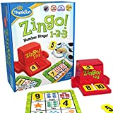 ThinkFun Zingo 1-2-3 Number Bingo Game for Age 4 and Up - Award winner and Toy of the Year Nominee