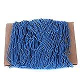 Eleusine Home The Mittelmeer Stil Wandaufkleber große Fischernetz Dekoration Home Dekoration Wandbehänge (blau)