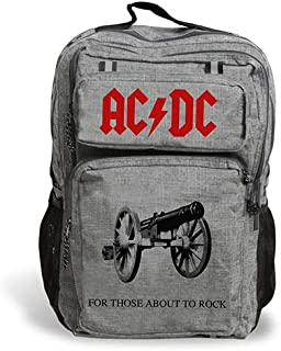 ACDC Backpack Bag for Those About to Rock Design