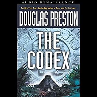The Codex cover art