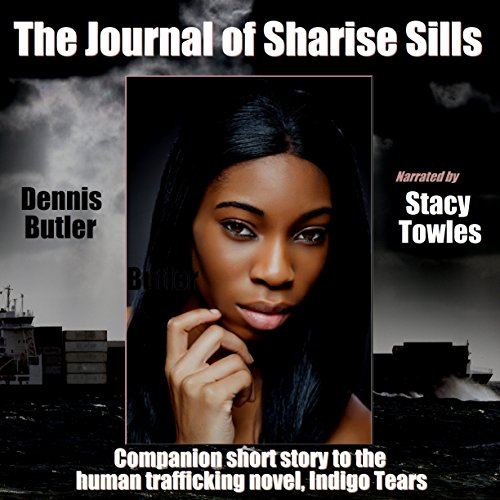 The Journal of Sharise Sills audiobook cover art