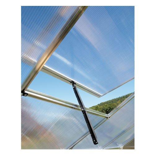 Gartentec Zusätzliches Dachfenster Gewächshaus Typ F2 bis F6