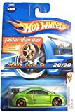 Hot Wheels Faster Than Ever 2006 First Editions Green Honda Civic SI #028