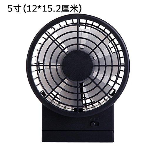 ZIJIFAN Grandi Foglie Dual USB Mini Mute Ventilatore Ventola Piccola Studenti Office Desktop Piccole ventole