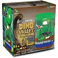 Me&You Together Light-Up Terrarium Kit with 5 Dinosaur Toys