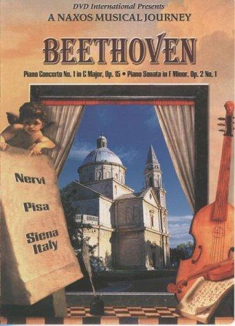 Beethoven: Piano Concerto No. 1 In C Major / Piano Sonata In F Minor, Op.2 No. 1 [DVD] [NTSC] [2000]
