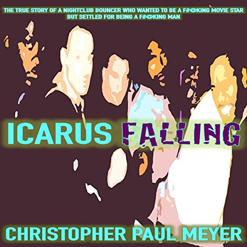 Icarus Falling  By  cover art