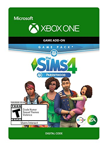 The Sims 4 Parenthood - Xbox One [Digital Code]