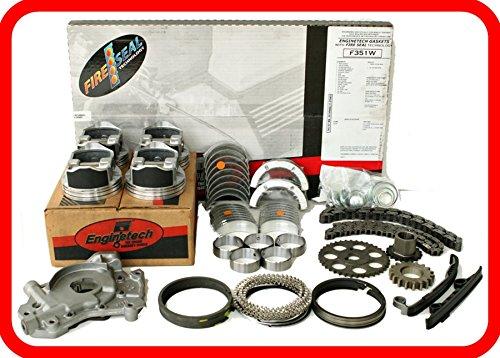 Engine Rebuild Overhaul Kit FITS: 2006-2012 Mazda 2.3L DOHC MZR-T Turbo Speed3 Speed6 CX-7