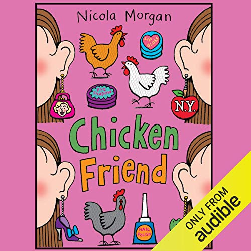 Chicken Friend audiobook cover art