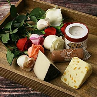 Assortment of Romantic Cheeses in Gift Box