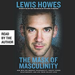 The Mask of Masculinity audiobook cover art
