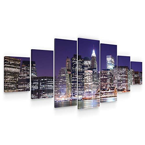 Startonight Canvas NY City