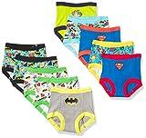 DC Comics Baby Justice League Potty Training Pants Multipack, JLB10pk, 3T